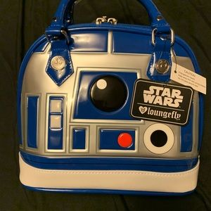 R2D2 Star Wars loungefly bag